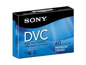 SONY DVM60PRR MiniDV Cassette