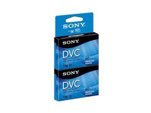 SONY DVM60PRR/2 DVC Premium Cassette