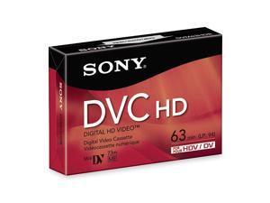 SONY DVM63HDR DVC HD Videocassette