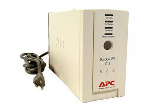 APC Back-UPS BK500 UPS
