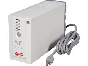 APC BK350 350VA 210W UPS