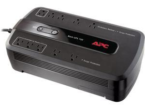APC BE750G Back-UPS 750VA 10-outlet Uninterruptible Power Supply (UPS)
