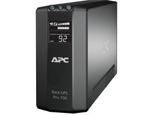 APC BR700G Back-UPS Pro 700VA 6-outlet Uninterruptible Power Supply (UPS)