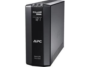 APC BR1000G Back-UPS Pro 1000VA 8-outlet Uninterruptible Power Supply (UPS)