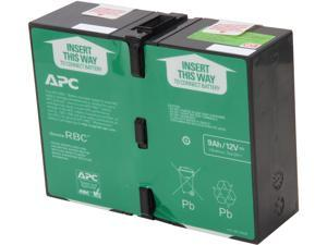 APC APCRBC124 Replacement Battery Cartridge # 124