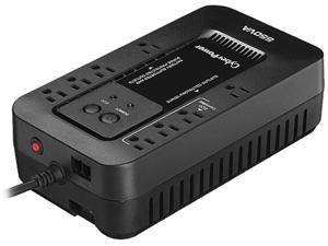 CyberPower EC550G ECO 550VA/330W Energy Efficient Desktop UPS