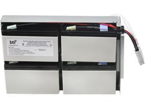 BTI SLA23-BTI UPS BATTERY FOR SU1000RM2U & SUA1000RM2U