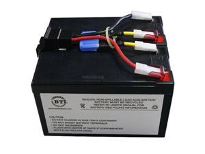 BTI Replacement UPS Battery For APC RBC48
