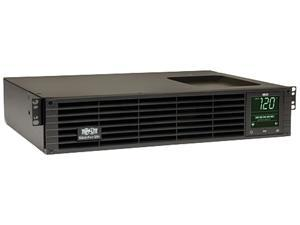Tripp Lite SMART1500RM2UN UPS System with Pre-installed SNMPWEBCARD