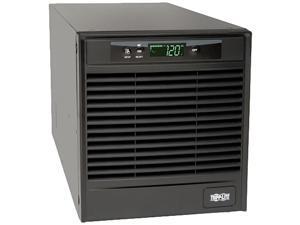 Tripp Lite SU1500XLCD 1500VA 1350W UPS Smart Online LCD Tower 120V USB DB9 SNMP