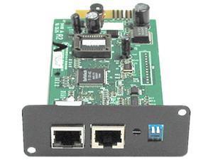 Minuteman SNMP-NV6 IPv4 and IPv6 Compatible UPS Communications Card