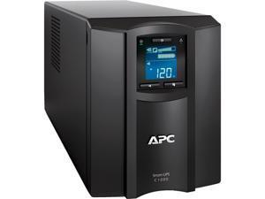 APC SMC1000 Smart-UPS 1000VA 120-Volt LCD UPS