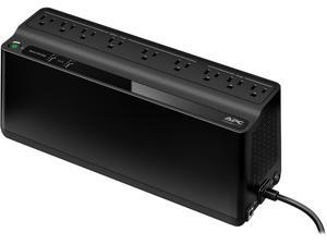 APC BE850M2 850 VA 450 Watts 9 Outlets UPS Back Up Power Supply (Step-up Model of BE750G)