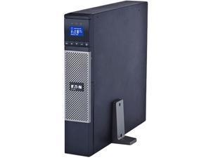 Eaton 5P Rack/Tower UPS, 1440 VA / 1440W, 2U, 120V, 5-15P Input, (8) 5-15R Output, ENERGY STAR qualified UPS