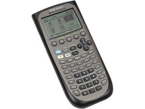 Texas Instruments TI89TITANIUM TI-89 Titanium Programmable Graphing Calculator, Pixel Display