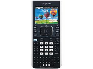 Texas Instruments N3/CLM/1L1/B TINSPIRECX TI-Nspire CX Handheld Color Graphing Calculator