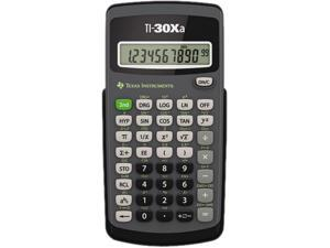 Texas Instruments TI30XA TI-30Xa Scientific Calculator, 10-Digit LCD