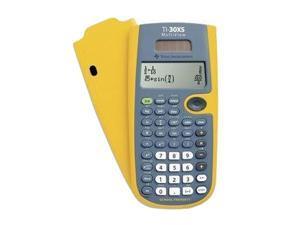 Texas Instruments TI-30XS (30XSMV/TKT/1L1/B) MultiView EZ Spot Calculators