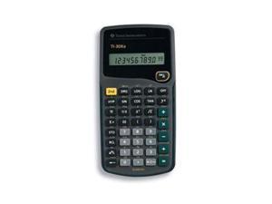 Texas Instruments 30XATE/BK/B Scientific Calculator