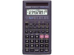 Casio FX-260SOLAR FX-260 All-Purpose Scientific Calculator, 10-Digit LCD