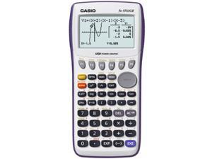 Casio FX-9750GII-IH Graphing Calculator-Yellow Sch
