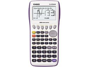 Casio FX9750GII-WE 9750GII Graphing Calculator, 12-Digit LCD