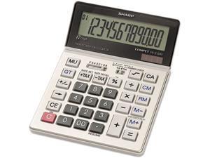 Sharp VX2128V VX2128V Commercial Desktop Calculator, 12-Digit LCD