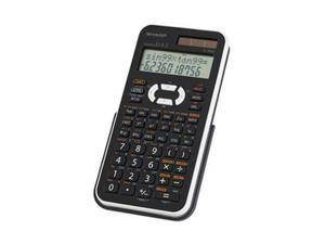 SHARP EL-506XBWH Scientific Calculator