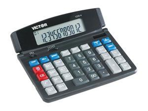 Victor 1200-4 1200-4 Business Desktop Calculator, 12-Digit LCD