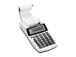 Victor 1205-4 1205-4 Palm/Desktop One-Color Printing Calculator, 12-Digit LCD, Black