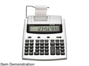 Victor 1210-3A 1210-3A AntiMicrobial 10-Digit HT Printing Calculator, 10-Digit LCD