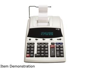 Victor 1230-4 1230-4 Fluorescent Display Two-Color Printing Calculator, 12-Digit Fluorescent