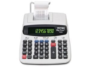 1310 Big Print Commercial Thermal Printing Calculator, 10-12-Digit