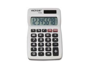 700 8-Digit Calculator, 8-Digit LCD