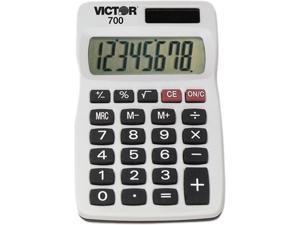 700 8-Digit Calculator, 8-Digit LCD