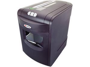 Swingline 1757395 EM07-06 Micro-Cut Shredder, 7 Sheet Capacity