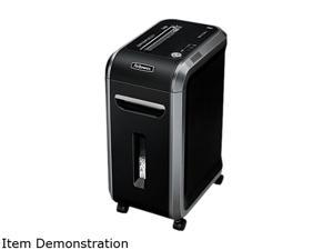 Fellowes Powershred 99Ci 100% Jam Proof Cross-Cut Shredder, 18 Sheets per Pass, 30 on / 40 off