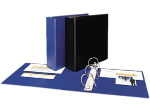"Avery                                    Durable Slant Ring Reference Binder, 3"" Capacity, Blue"