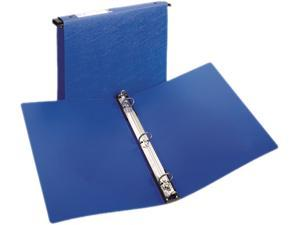 "Avery 14800 Hanging File Poly Ring Binder, 1"" Capacity, Blue"