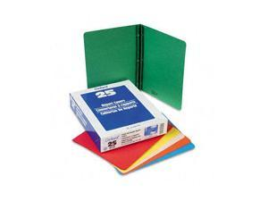 """Oxford 52513 Paper Report Cover, Tang Clip, Letter, 1/2"""" Capacity, Assorted Colors, 25/Box"""