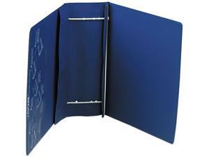 Charles Leonard 61602 Varicap6 Expandable 1 To 6 Post Binder, 11 x 8-1/2, Blue