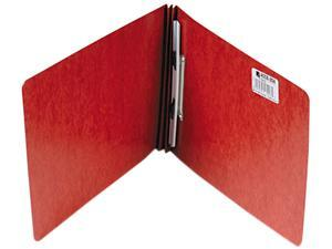 "Acco 18928 Pressboard Report Cover, Spring Clip, Letter, 2"" Capacity, Earth Red"
