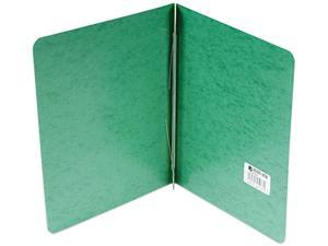 "Acco 25076 Presstex Report Cover, Prong Clip, Letter, 3"" Capacity, Dark Green"