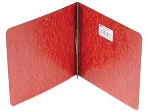 "Acco 33038 Pressboard Report Cover, Prong Clip, 8-1/2 x 8-1/2, 2"" Capacity, Red"