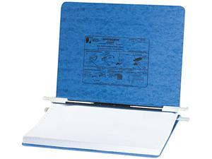 ACCO 54032 Pressboard Hanging Data Binder, 11-3/4 x 8-1/2, Light Blue