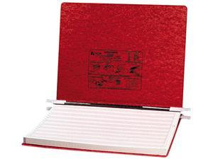 ACCO 54079 Pressboard Hanging Data Binder, 14-7/8 x 11, Executive Red