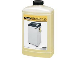Fellowes High Security Shredder Lubricant