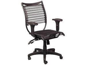 BALT 34421 Seatflex Series Swivel/Tilt Chair w/Arms, Black