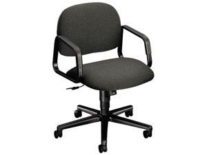 HON 4002AB12T Solutions Seating Mid-Back Swivel/Tilt Chair, Gray