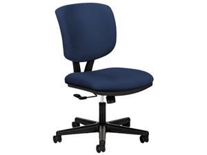 HON 5701GA90T Volt Series Task Chair, Polyester, Navy Fabric